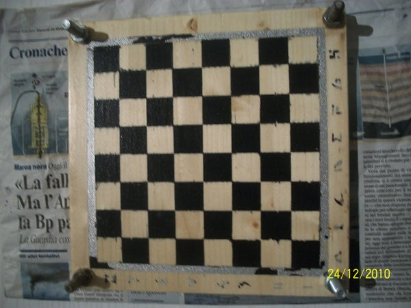 Chess Set From Bolt and Co.