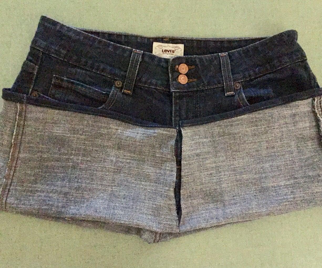 Fold Up Pockets