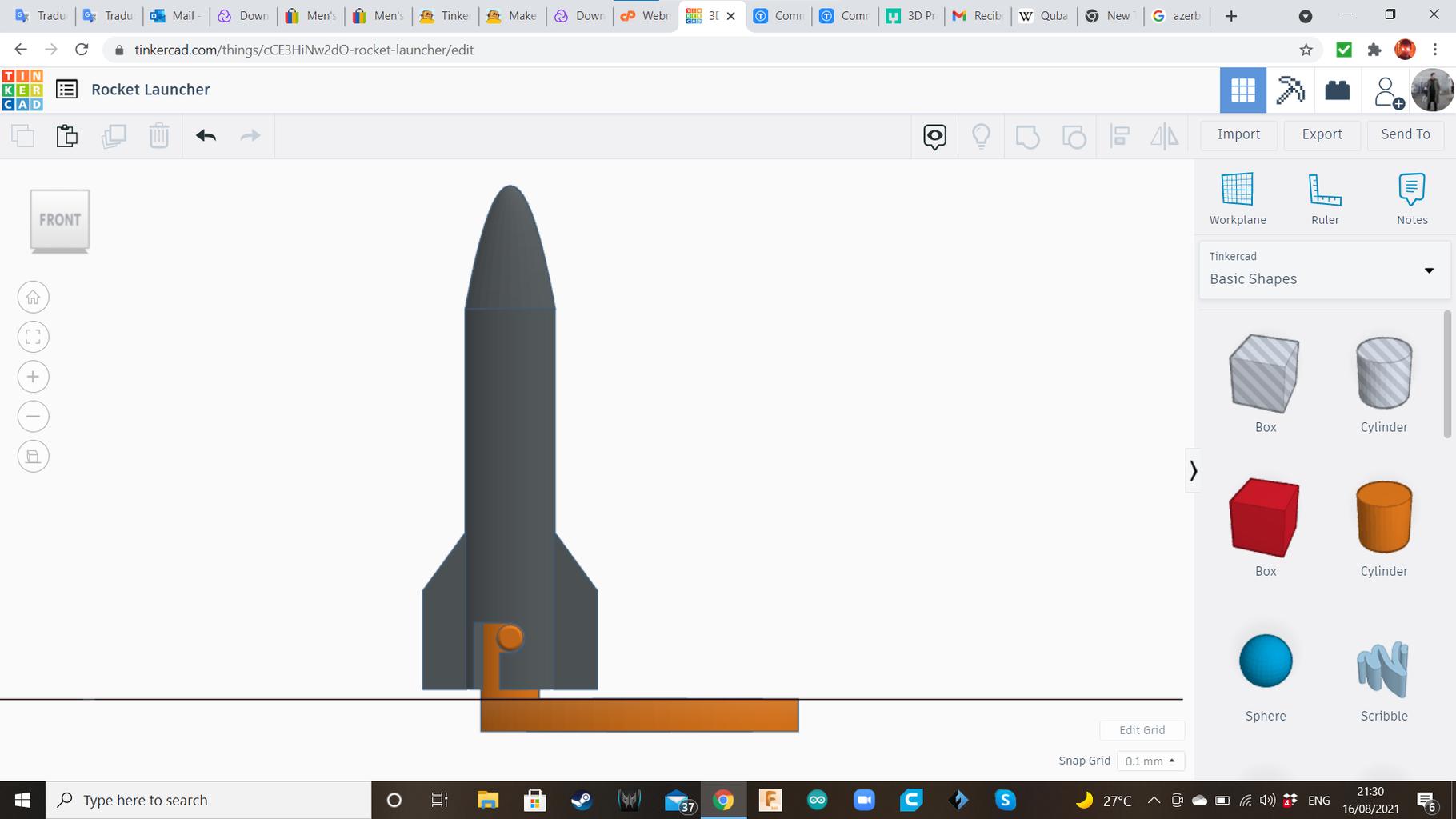 Revolver's Cylinder