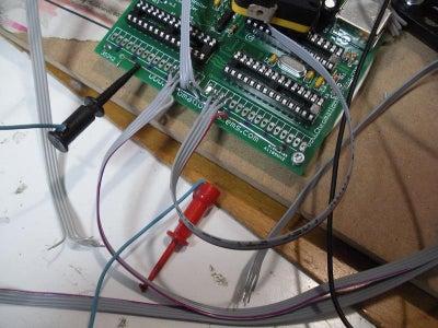 Finish Control Panel