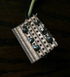 Attach the LED Wires