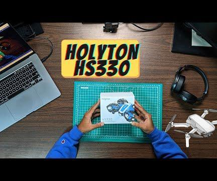 Holyton / Holy Stone HS330 Drone Unboxing and Review