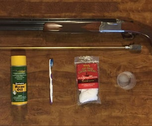 How to Clean a Ruger Red Label Shotgun
