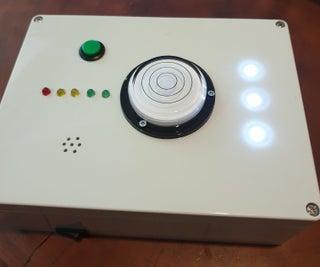 Balance Box Game - Arduino Powered