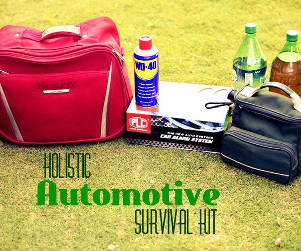 Holistic Automotive Survival Kit