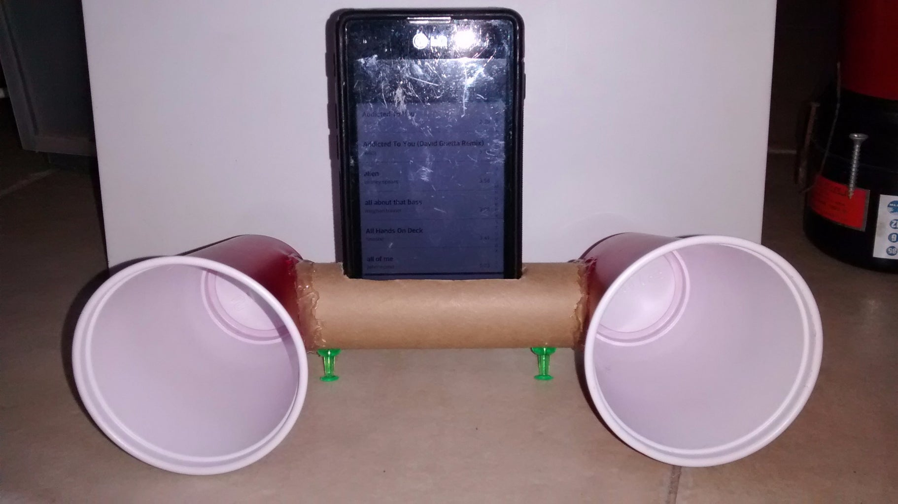 Make a Phone Speaker Amplifier for Free!