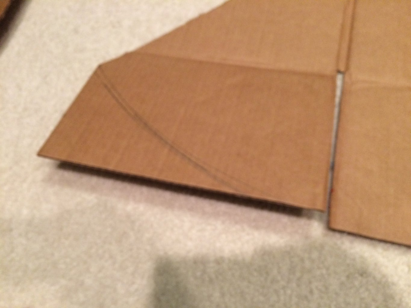 (Optional) Build a Mock-up Out of Cardboard