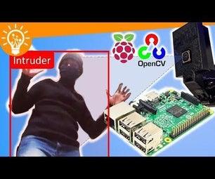 How to Make a Real-Time AI Surveillance Camera With Raspberry Pi AndOAK