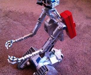 Nova Project J5- Johnny Five Aluminum Robot V
