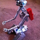 Nova Project J5- Johnny Five Aluminum Robot V