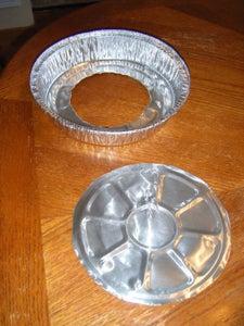 Modifying Your Pie Tin
