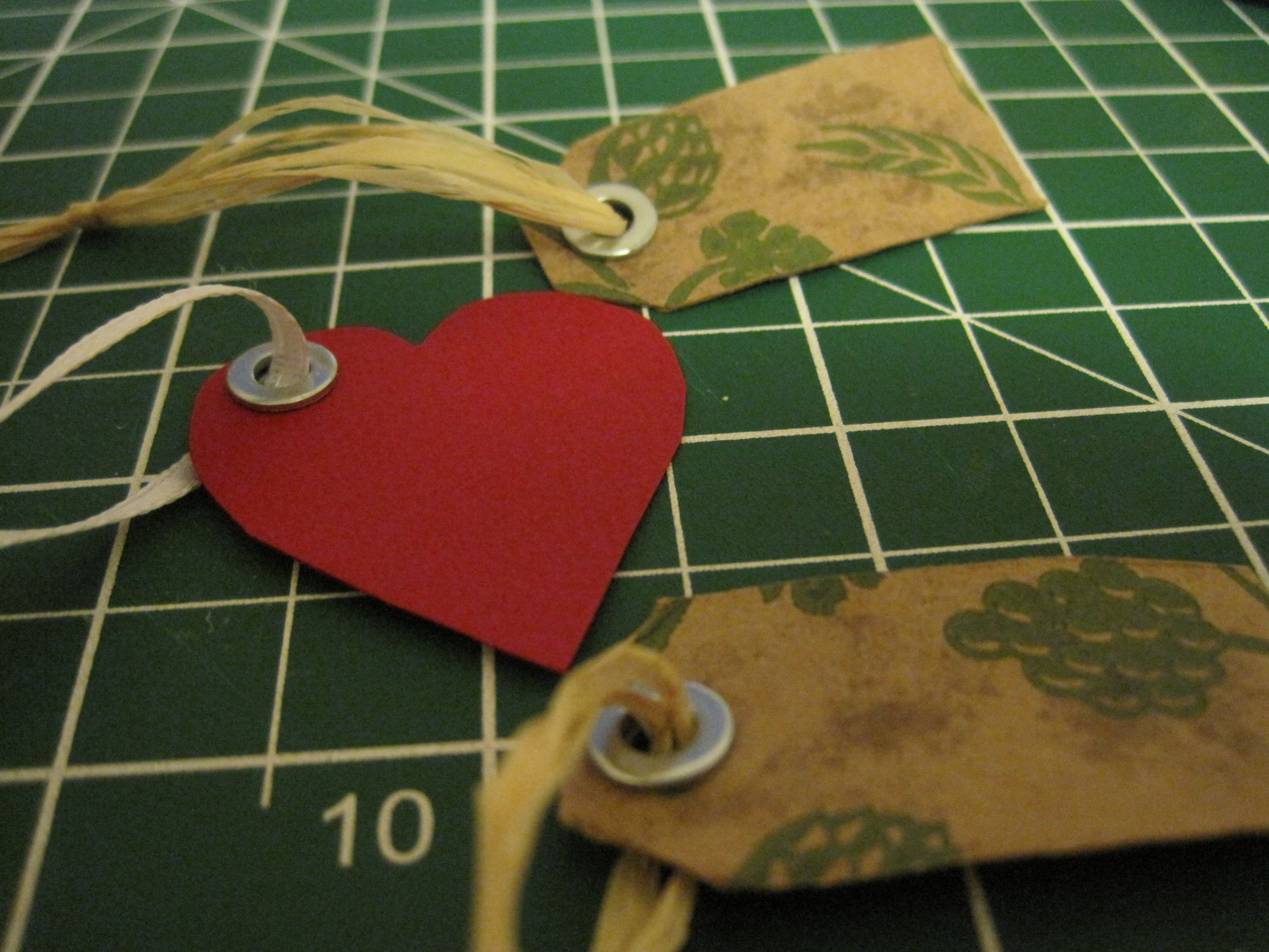 How to make tags