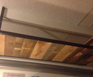 Garage Ceiling Storage for Free