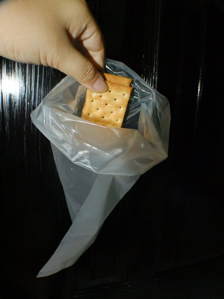 Place Item in Bag.