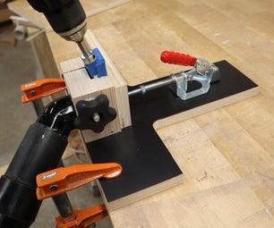 DIY Pocket Hole Jig Base