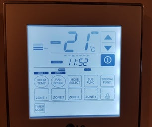 Hacking an LG Ducted Split for Home Automation