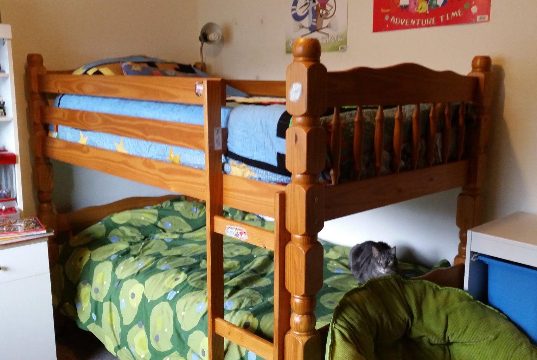 From Kids Bunk Bed to Tween Loft Hangout