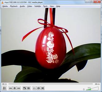 Test the Camera Streamer