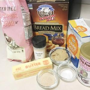 Gluten-Free Soft Pretzels