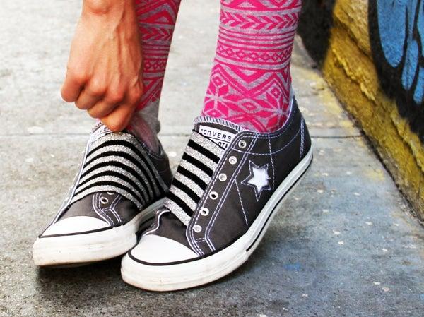 Elastic Shoes