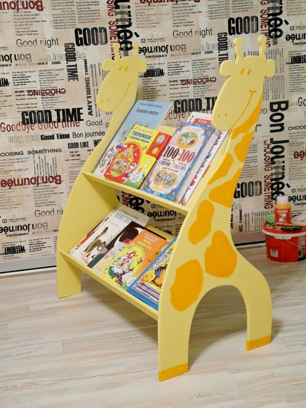 Shelf for Children's Books