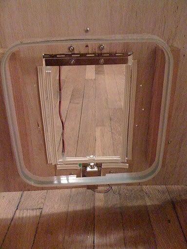 RFID Cat Door
