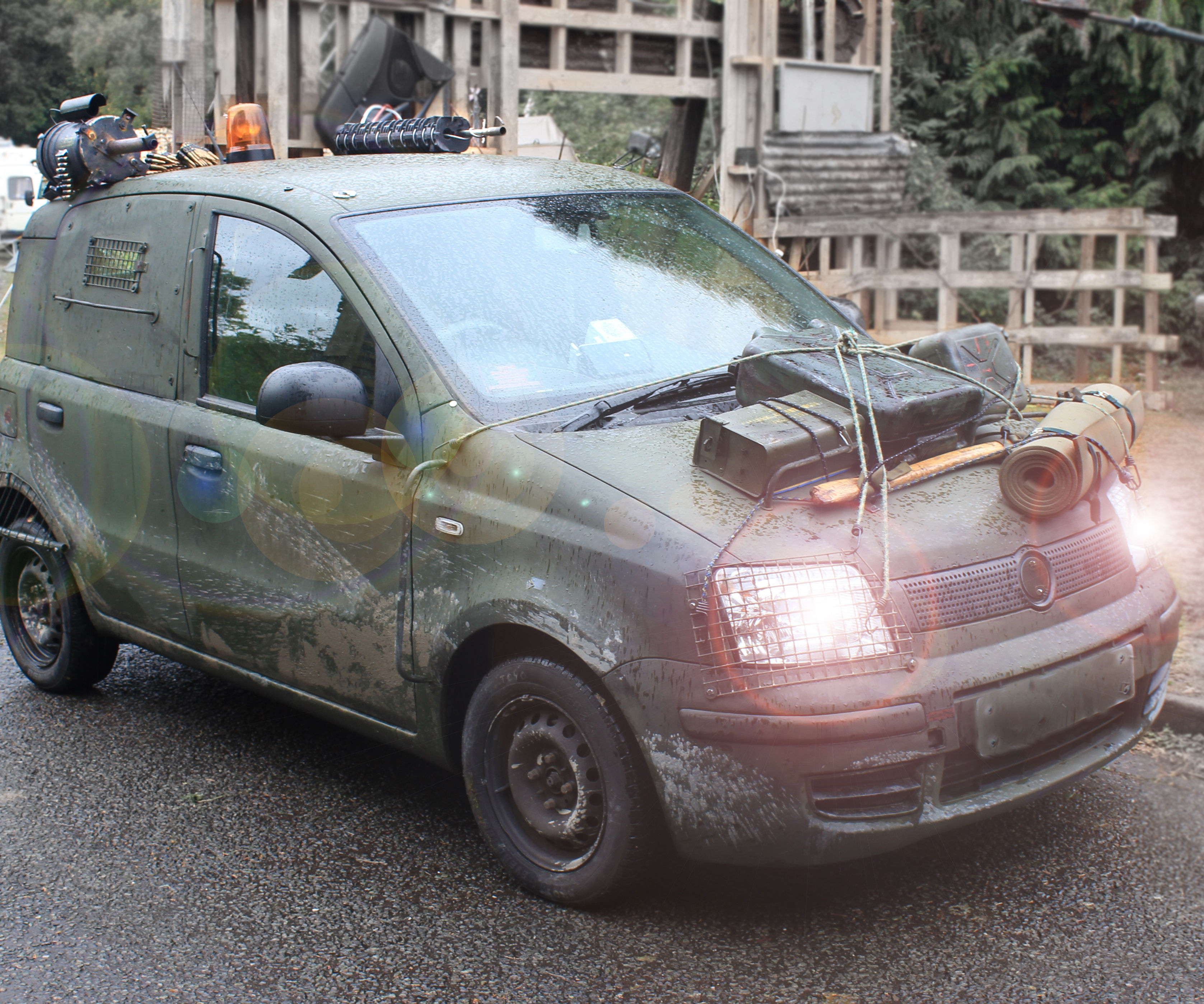 Apocalypse Camping Car