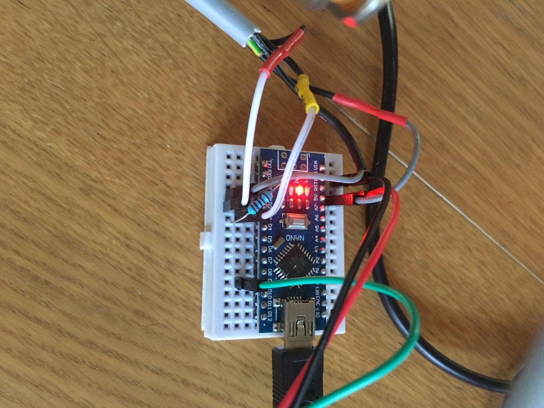 OPTIONAL: Make the Arduino System.