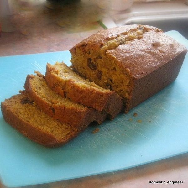 Winter Squash Bread
