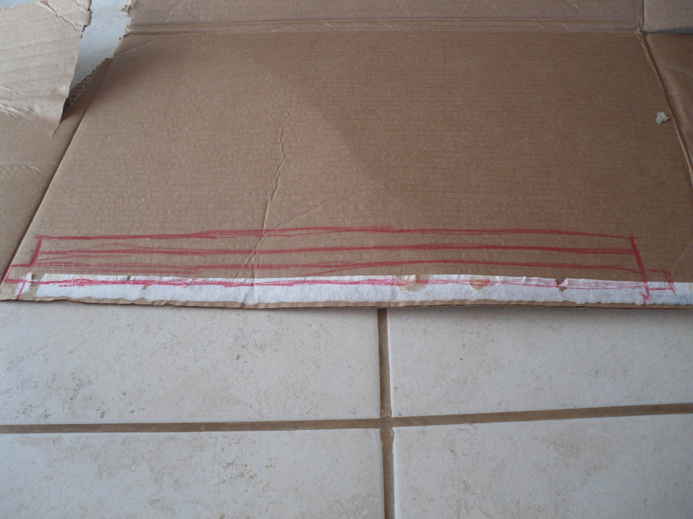 Cutting the Cardboard, Part Two