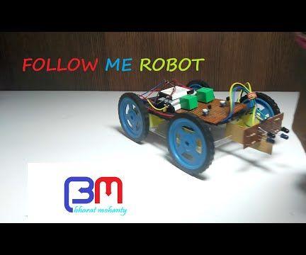 FOLLOW ME ROBOT