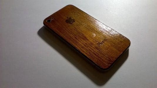 IPhone 4S Back Glass Repair