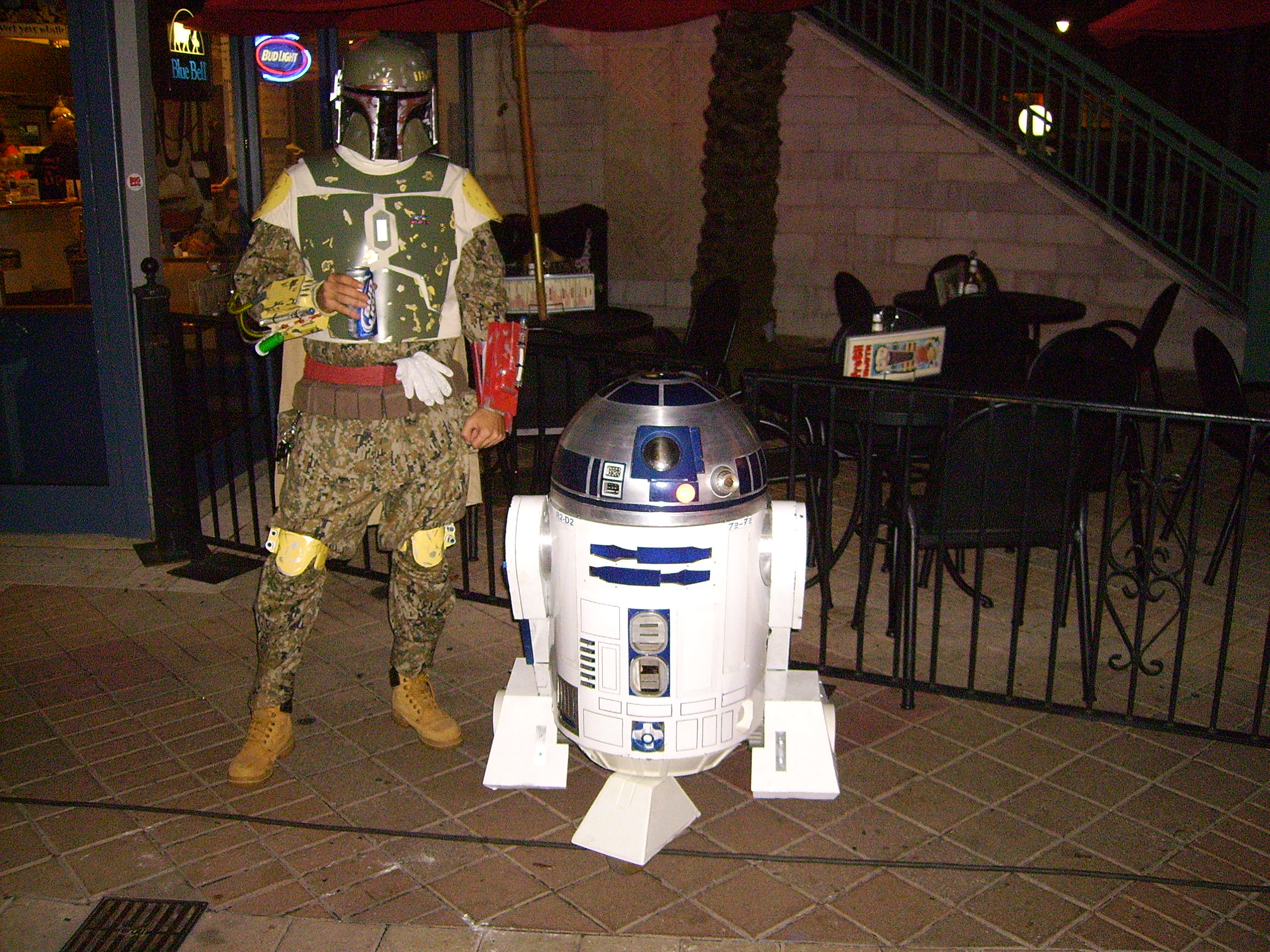 How to make your own Starwars Boba Fett knee armor