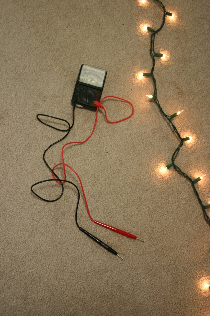 repair christmas lights  11 steps with pictures