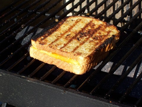 Really Grilled Cheese Sandwiches
