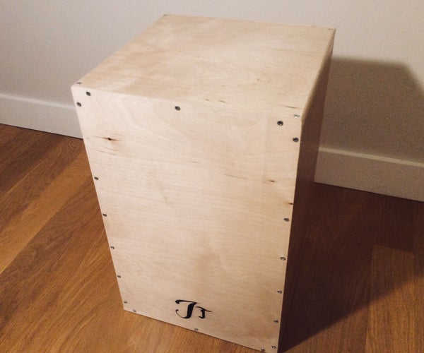 How to Build a Cajon From Scratch