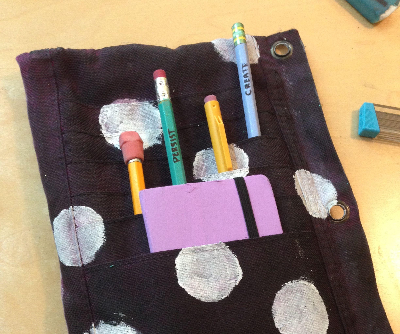 Revamp Your Pencil Bag