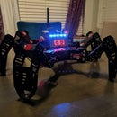How-To Modify Hiwonder Spider Robot