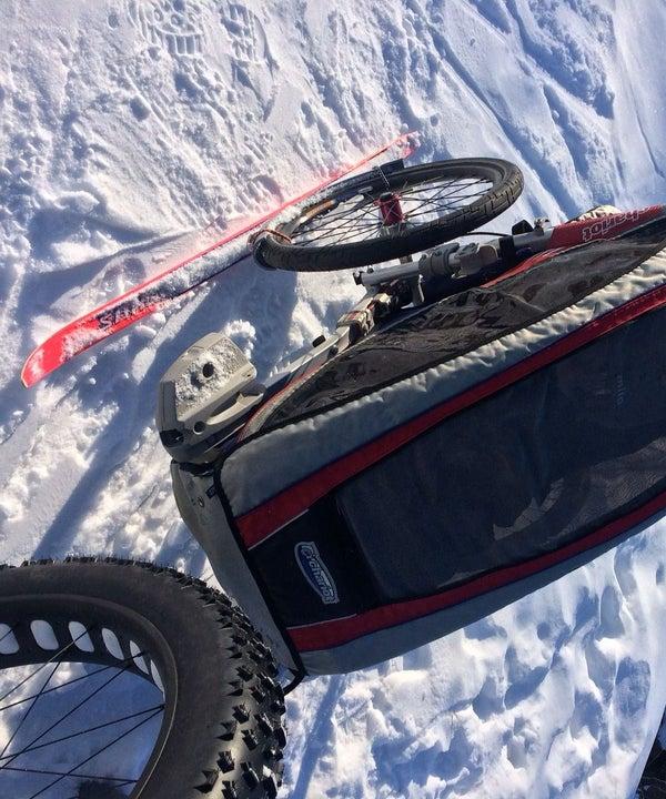 XC Ski Kit for Fat Bike