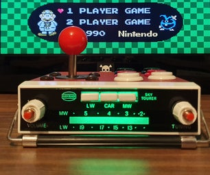 1963 Pi Tourer Game Console