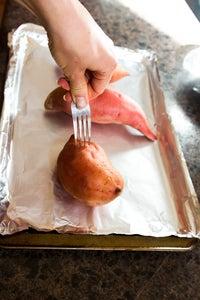 Prepare Your Sweet Potato