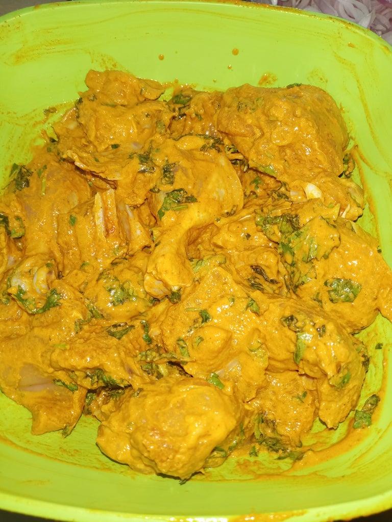 Chicken Marination
