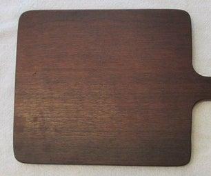 Heirloom Cutting Board