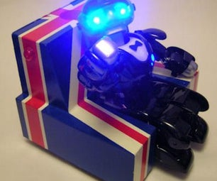Sir Kitt, Robotic TV Presenter