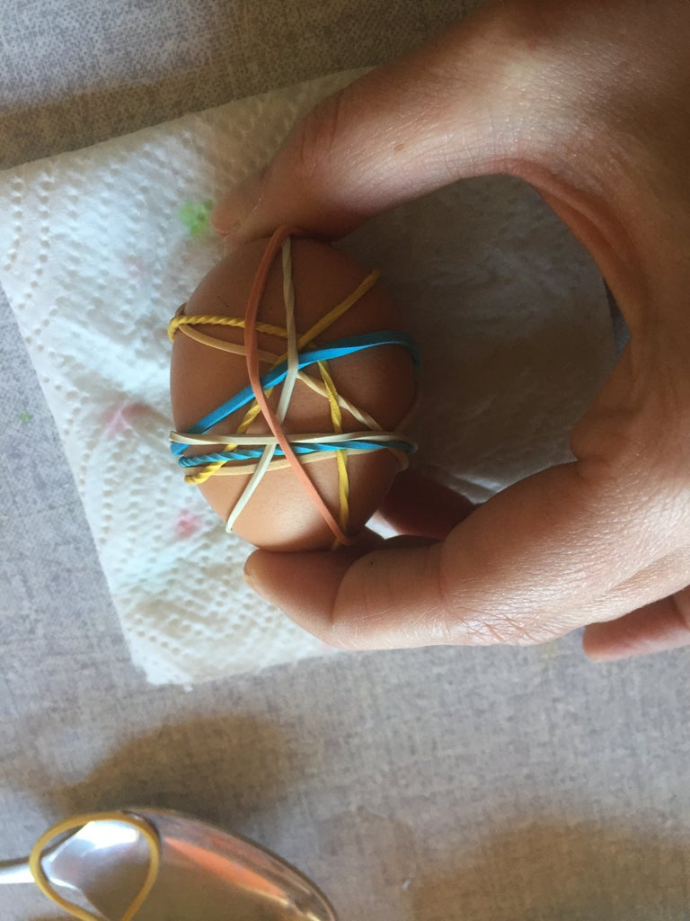 Rubber Banding Your Eggs