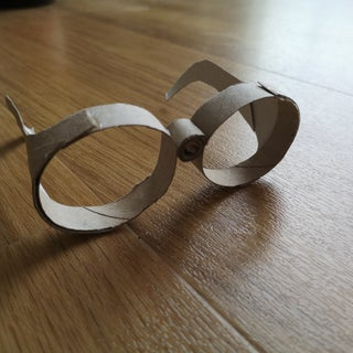 5 Minute Kitchen Roll Spectacles