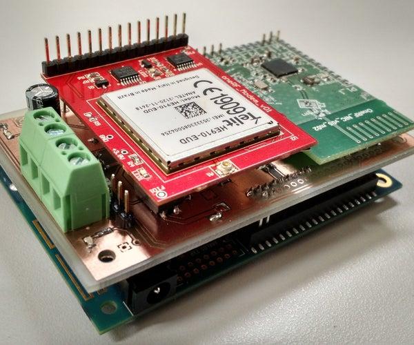 Intelligent Level Sensor Network