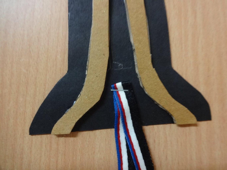 Gluing and Ribboning