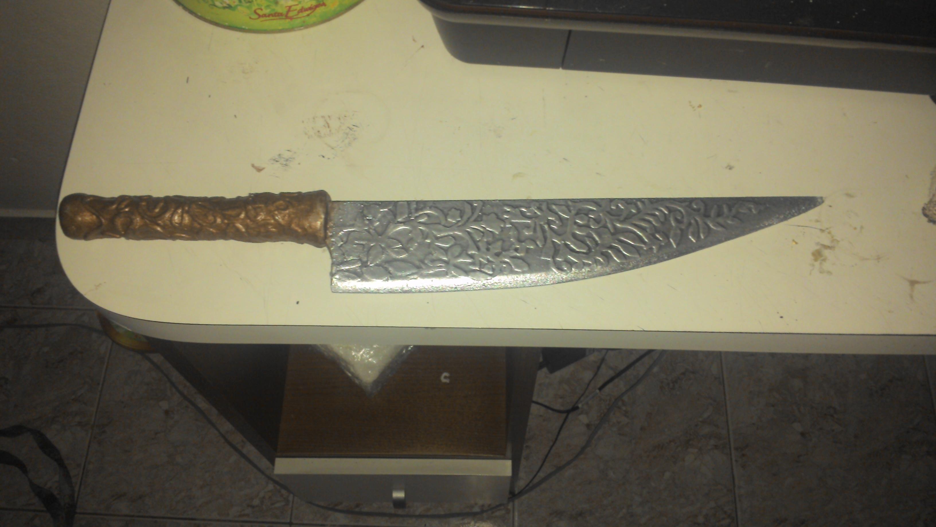 Como fazer uma Vorpal Blade