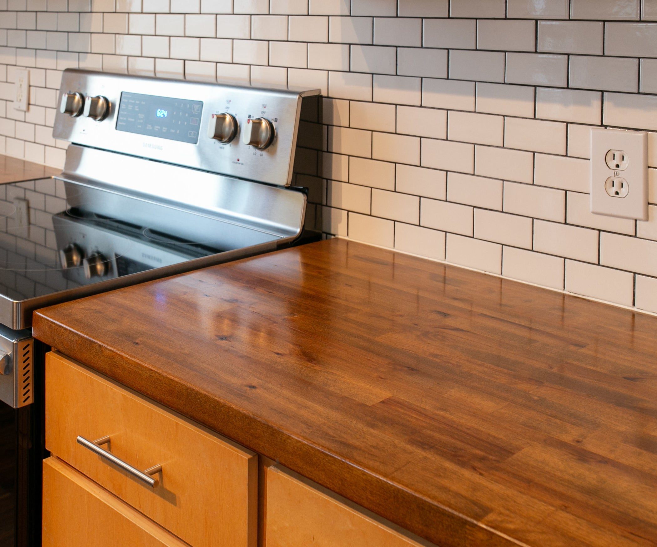 Diy Ikea Butcher Block Countertops 8 Steps With Pictures Instructables